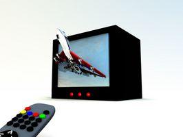 Hvordan bygge en TV stativ for Cable