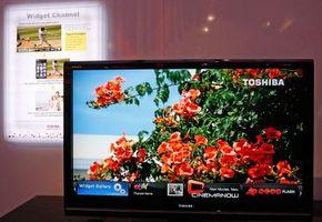 Kan jeg lagre en LCD-TV vertikalt?