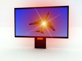 Hvordan rengjøre en Samsung Plasma HDTV TV