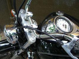 Slik fjerner Motorsykkel Bars