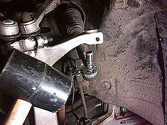 Hvordan endre ytre Tie Rod slutten på Audi A6 Quattro
