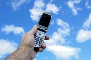 Hvordan bruke Verizon som et modem