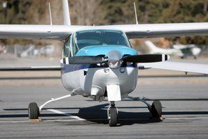 Slik installerer en GPS-antenne på en Aircraft