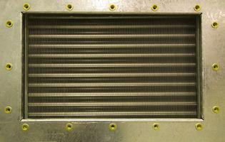 Hvordan stoppe en lekkasje i en 92 Camry Radiator