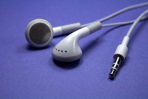 Hvordan legge musikk til en iPhone