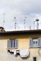Den kraftigste UHF og VHF Multi-Directional Antennas