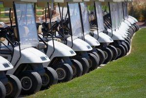Slik deaktiverer en EZ-GO Golf Cart Alarm