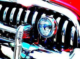 1956 Buick Super Spesifikasjoner