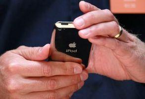 Hvordan slette Widgets på en iPod Touch