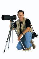 ISO-hastighet for bruk av Ambient Light på et Canon EOS 40D
