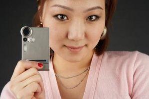 Hvordan sette autofokus på Canon 50D