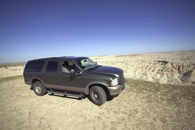 Slik feilsøker en Transfer Case for en 1994 Ford Explorer
