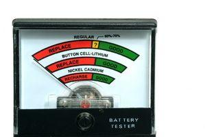 Hvordan fikse og reparere oppladbare batterier