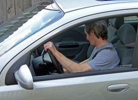 Hvordan sjekke poeng på en California License