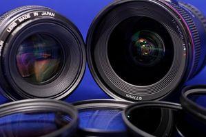 Hvordan bruke en Canon EFS Lens på et kamera med en EF Mount
