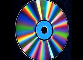 Hvordan bruke en CD-spiller med en gammel CD-ROM-stasjon og en Power Supply