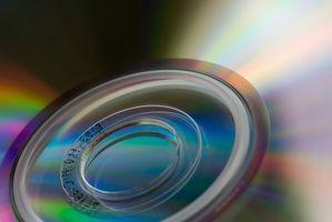 Hvordan fikse en ødelagt CD disk