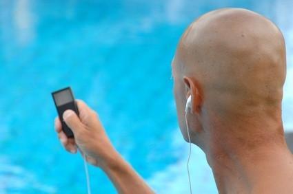 Hvordan bruke podcaster på en MP3-spiller