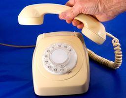 finn hvem som ringer