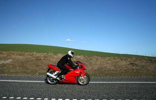 DIY Motorsykkel Gel Seat
