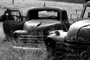 Hvordan å dekode serienumre på 1953 Chevy Trucks