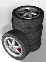 Hvordan bruke Camaro Wheels på en S10 4X4