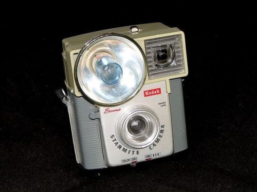 Historien om Kodak-kamera