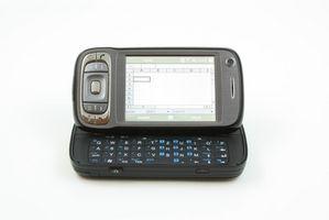 Hvordan Sende en Blackberry Activation Device