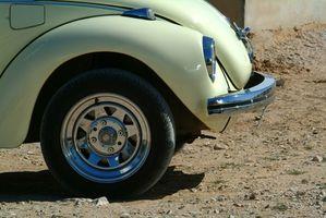 Spesialverktøy for VW Oljeskift