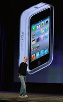 Hva gjør VPN Gjør for en iPod Touch?
