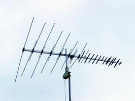 Slik installerer du en HDTV Utendørs TV antenne