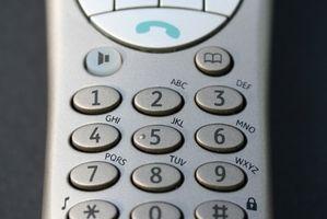 Hvordan sette opp AT & amp; T talemeldinger på en Home Phone