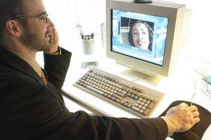 Hvordan bruke en Handycam som en USB Webcam