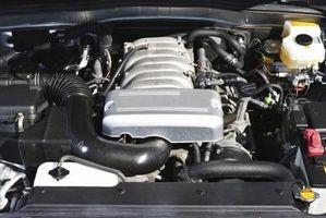 Chevy 4.3 Vortec Hode Torque spesifikasjoner