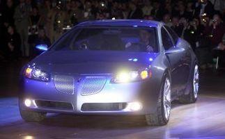 Pontiac G6 GT Specs
