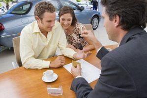 Reglene for å lease en bil