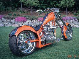 Hvordan sikre Custom bygget motorsykler