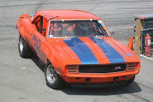 Informasjon om en 1969 Camaro