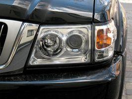 Hvordan feilsøker jeg spy Problemer Med en 1997 Jeep Grand Cherokee 6 Cylinder?