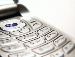 Hvordan blokkerer jeg en innkommende telefonnummer på My Telus mobiltelefon?
