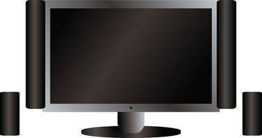 Hvordan Spill fios Med en DVD-opptaker på en HDTV