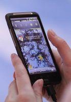 Hvordan Lagre et bilde fra en tekstmelding på en Droid Eris Phone