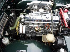 Chevy 4,8-liters Hode Torque spesifikasjoner