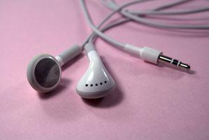 Hvor å låse opp en iPod Volume