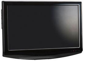 Hvordan bruke en LCD TFT TV Som en LCD TFT-skjerm