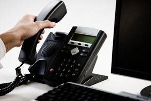 Funksjoner av Comcast Digital Voice Call Screening