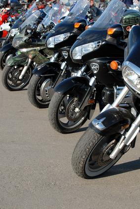 Virkningene av eksos fra motorsykler