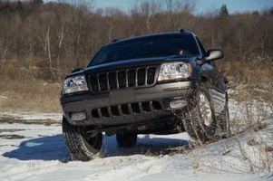 Hvordan gjøre 1999 Jeep Cherokee Raskere