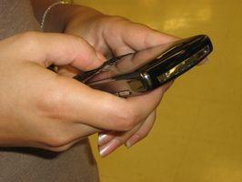Hvordan Reset en ulåst Blackberry 8830 Cell Phone