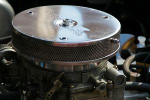 Hvordan rengjøre en levetid bil luftfilter
